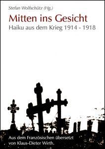 Cover Stefan Wolfschütz Mitten ins Gesicht