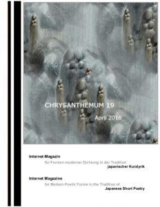 Chrysanthemum 19 Titel