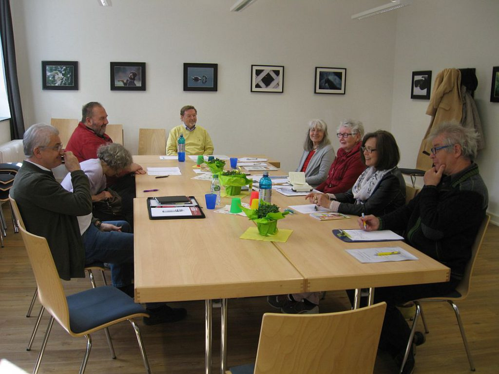 Haiku Workshop Wiesbaden 1