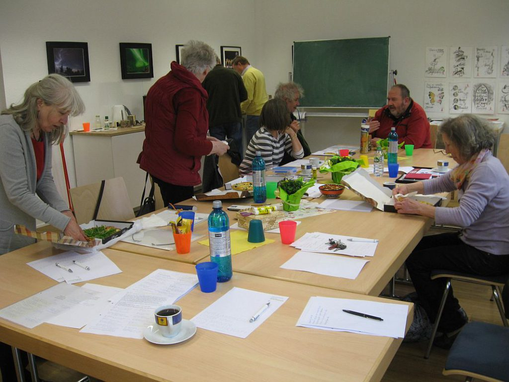 Haiku Workshop Wiesbaden 2