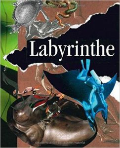 Werner Reichhold Cover Labyrinthe