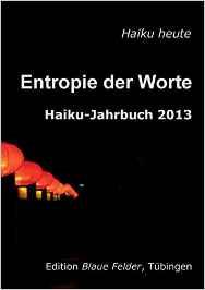 Cover Volker Friebel Entropie der Worte